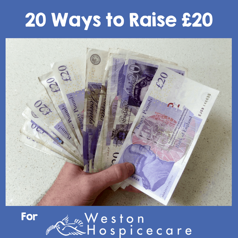 20 Ways to Raise £20
