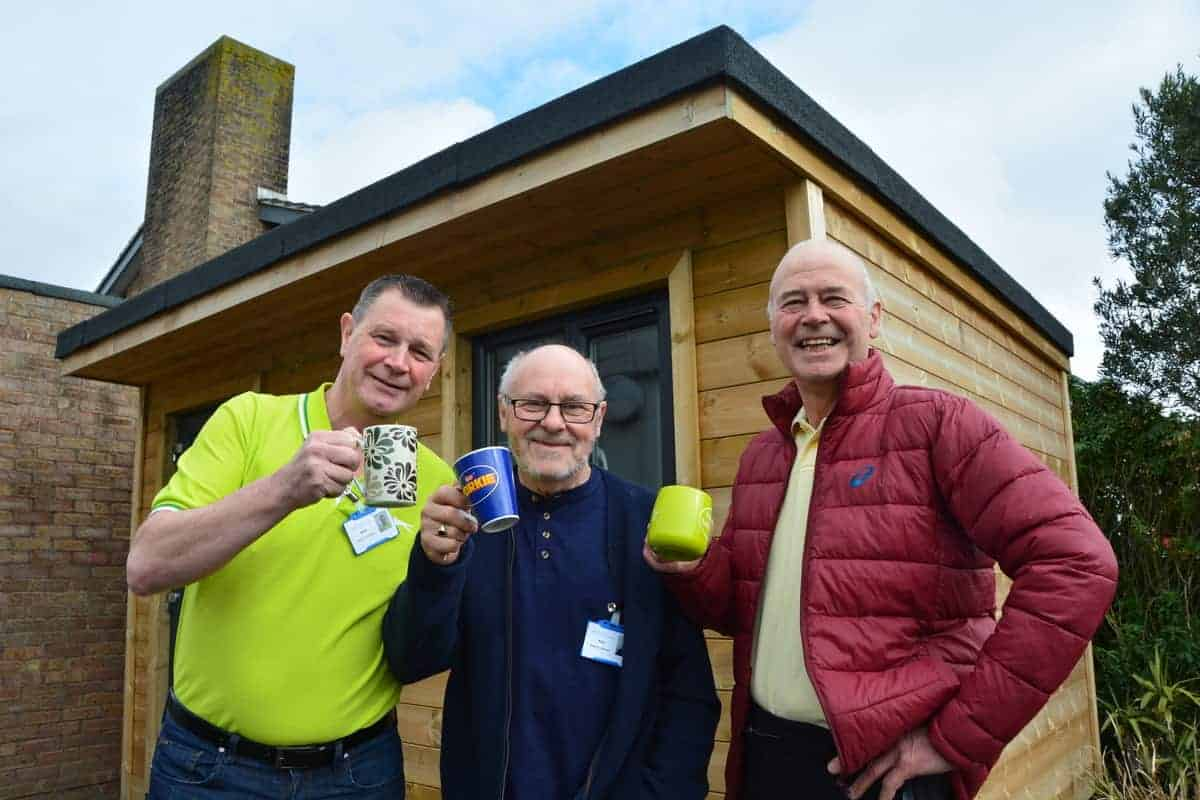 Men In Sheds - small